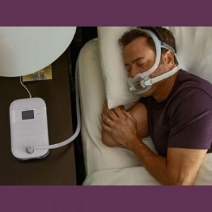Maska ustno-nosowa wielokrotnego użytku Philips Respironics, DreamWear fullface